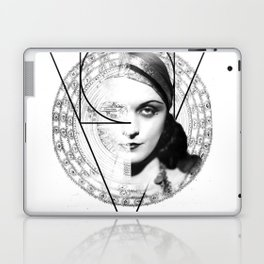 Homuncula: Pola Negri Laptop & iPad Skin