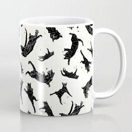Shadow Cats Space Coffee Mug