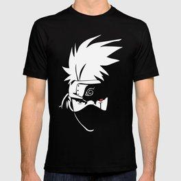 Kakashi Hatake Face - Naruto T-shirt