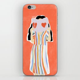 Broken Heart iPhone Skin