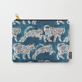 TIGER POUNCE Carry-All Pouch