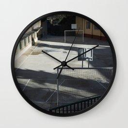 Sport is Dead Wall Clock