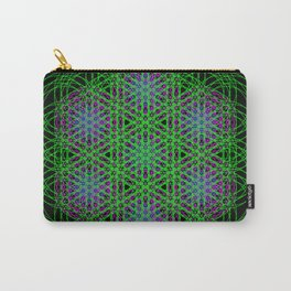 Trippin Circles Carry-All Pouch