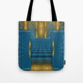 The Temple in my heart   Tote Bag