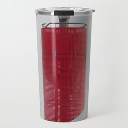NORDERNEY - modern navigators light Travel Mug