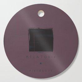 PineGrove Concept  Album Cover Cutting Board