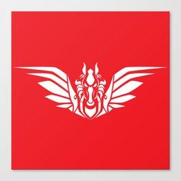 Pegasus (W/R) Canvas Print
