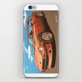 Datsun 280z power tour iPhone Skin