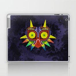 Majora's Mask Splatter Laptop & iPad Skin