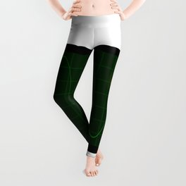 Oscilloscope Leggings