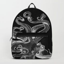 Octopus Inverted Backpack