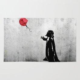 Little Vader - Inspired by Banksy Rug
