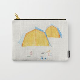 Le Camping Carry-All Pouch