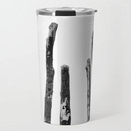 Blackened and Scorched Travel Mug