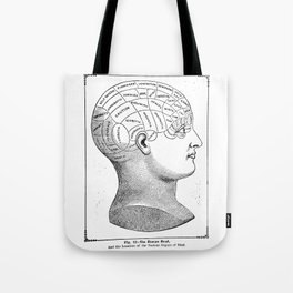 Phrenology2 Tote Bag