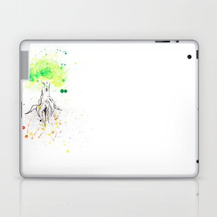 Rooted in Everything Laptop & iPad Skin