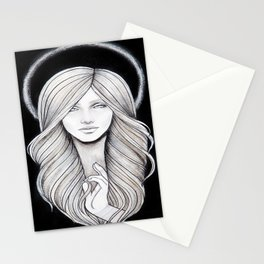 Air Siren Stationery Cards