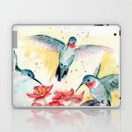 Hummingbird Party Laptop & iPad Skin