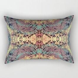 Mountain Trail Edit Invert Mirrored Rectangular Pillow