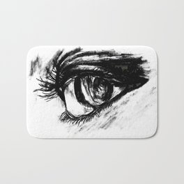 Sketch 84 - Eye Bath Mat