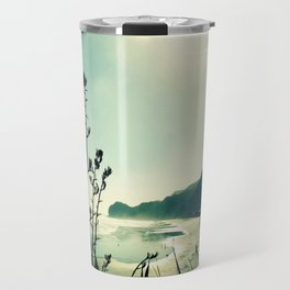 View from Lion Rock Travel Mug