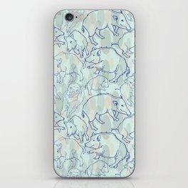 Wild Boars iPhone Skin