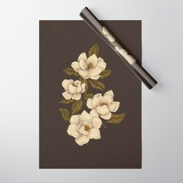 Magnolias Wrapping Paper