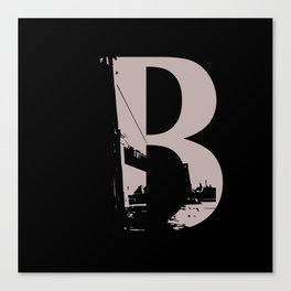 Be As In Brooklyn Canvas Print