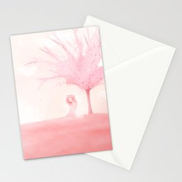 Tree stuff Stationery Cards