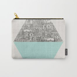 a faded tumult Carry-All Pouch