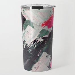 Hot Pink Franz Travel Mug