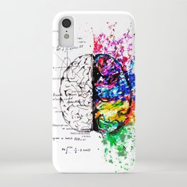 Conjoined Dichotomy iPhone Case