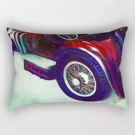 Classics Car XII Rectangular Pillow