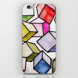 Cubism iPhone Skin