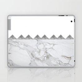 Adoring Grey Laptop & iPad Skin