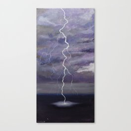 Eff This Particular Spot Right Here Canvas Print