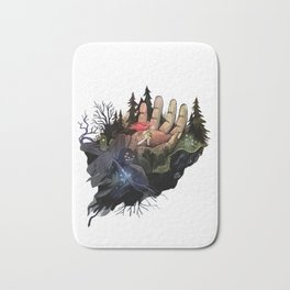 Child of Light Bath Mat