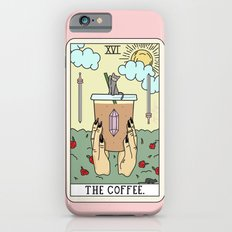 COFFEE READING iPhone 6 Slim Case