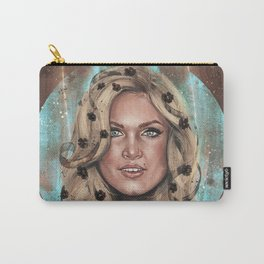May We Meet Again Clarke Carry-All Pouch
