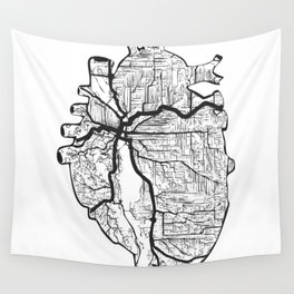iheartPDX Wall Tapestry