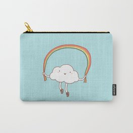 Rainbow Skipping Carry-All Pouch