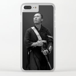 Chirrut Imwe Clear iPhone Case