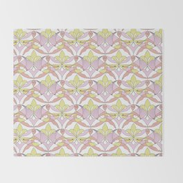 Interwoven XX_Cherry Blossom Throw Blanket