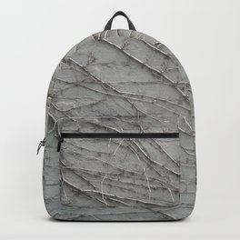 natural wall plant creeper foliage texture pattern Backpack