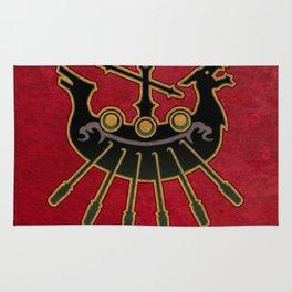 Limsa Lominsa flag - The Maelstrom ( FFXIV) Rug