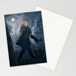 Link with Fairy Stationery Cards