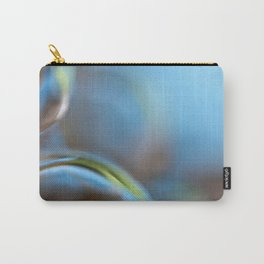 Glass Abstract  - JUSTART © Carry-All Pouch