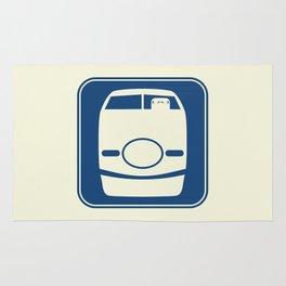 Shinkansen Rug