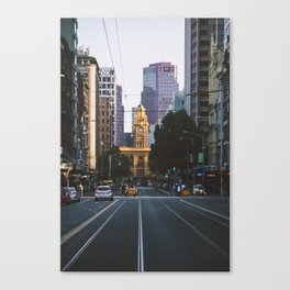 Always Melbourne Canvas Print