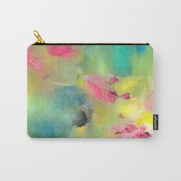Spring Garden - Painting Carry-All Pouch